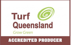 Turf Queensland Accredited Producer
